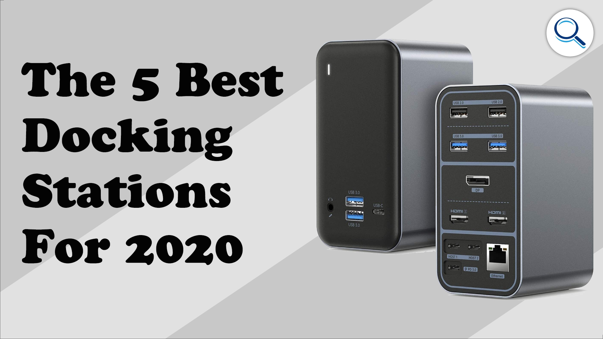 The 5 Best Docking Stations of 2020