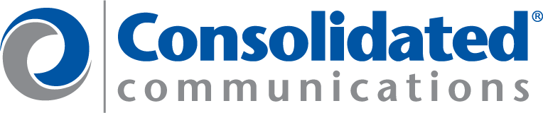 Consolidated Communications logo.
