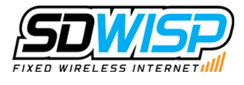 SDWISP logo.