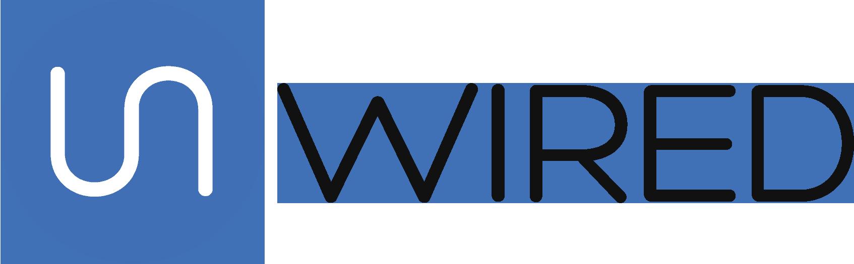 unWired Broadband logo.