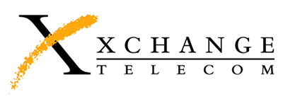 Xchange Telecom logo.