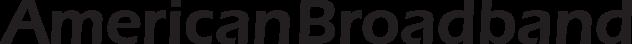 American Broadband logo.
