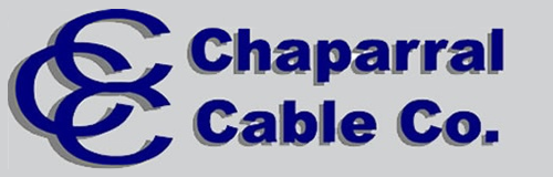 Chaparral Cable Company logo.