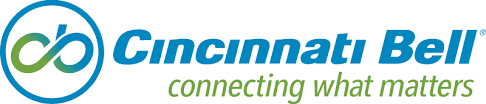 Cincinnati Bell logo.