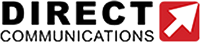 Direct Communications logo.