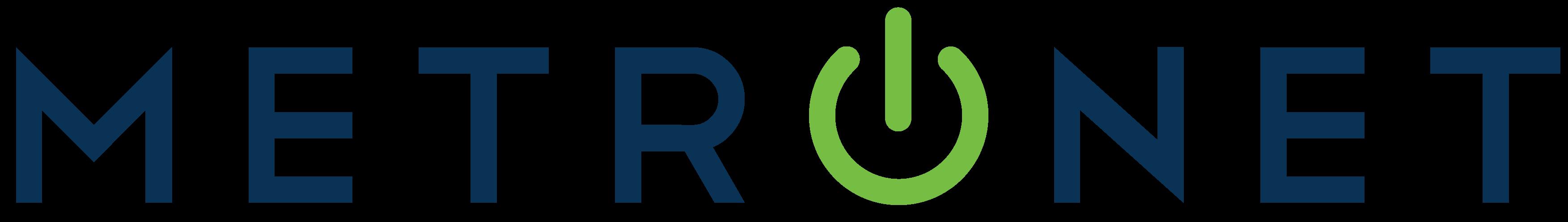 Metronet logo.