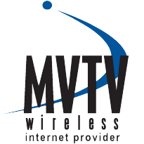 MVTV Wireless logo.