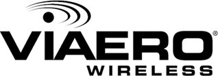 Viaero Wireless logo.