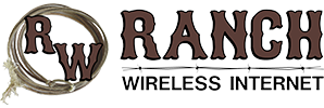 Ranch Wireless logo.