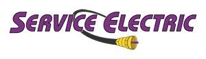 Service Electric logo.