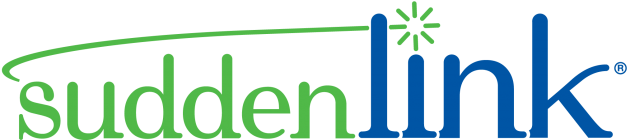 Suddenlink logo.